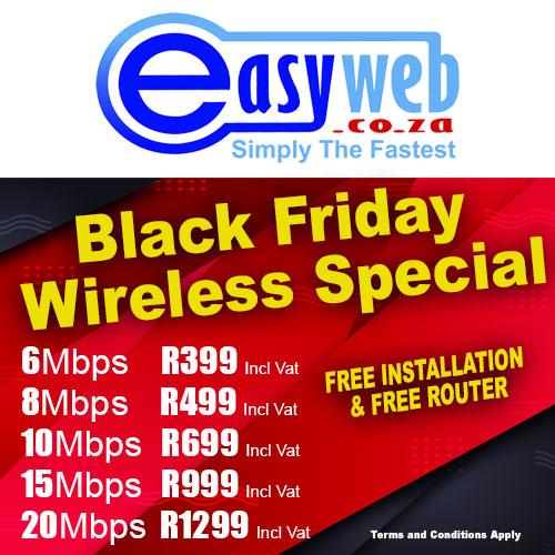 Easyweb-WIRELESS